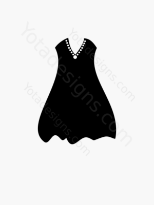 icons of women's dresses