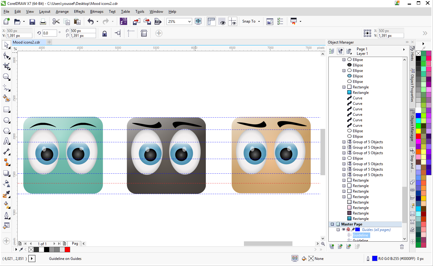 how to create icons tutorial 11
