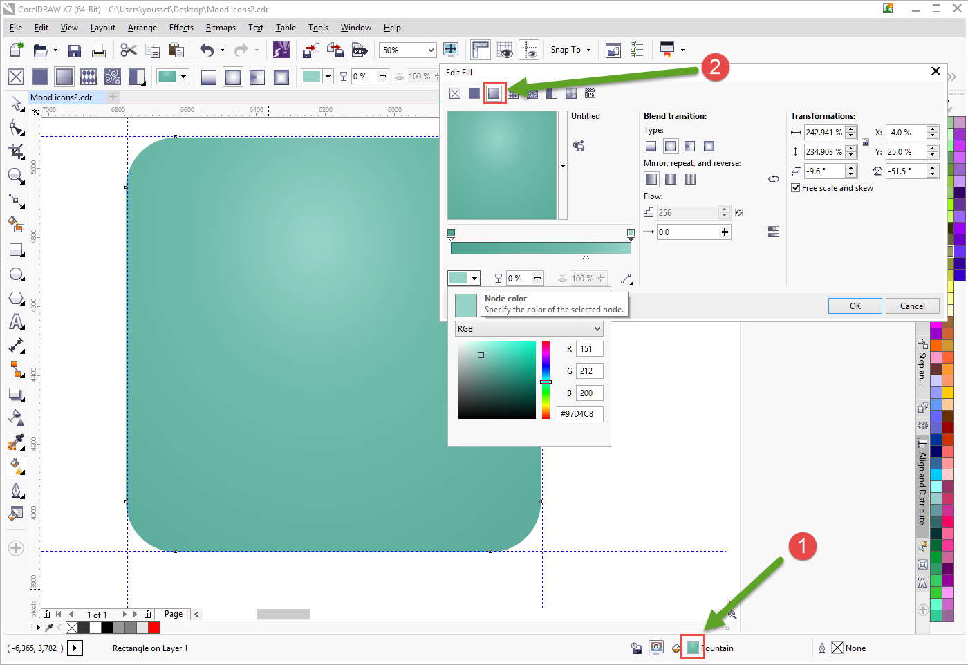how to create icons tutorial 3
