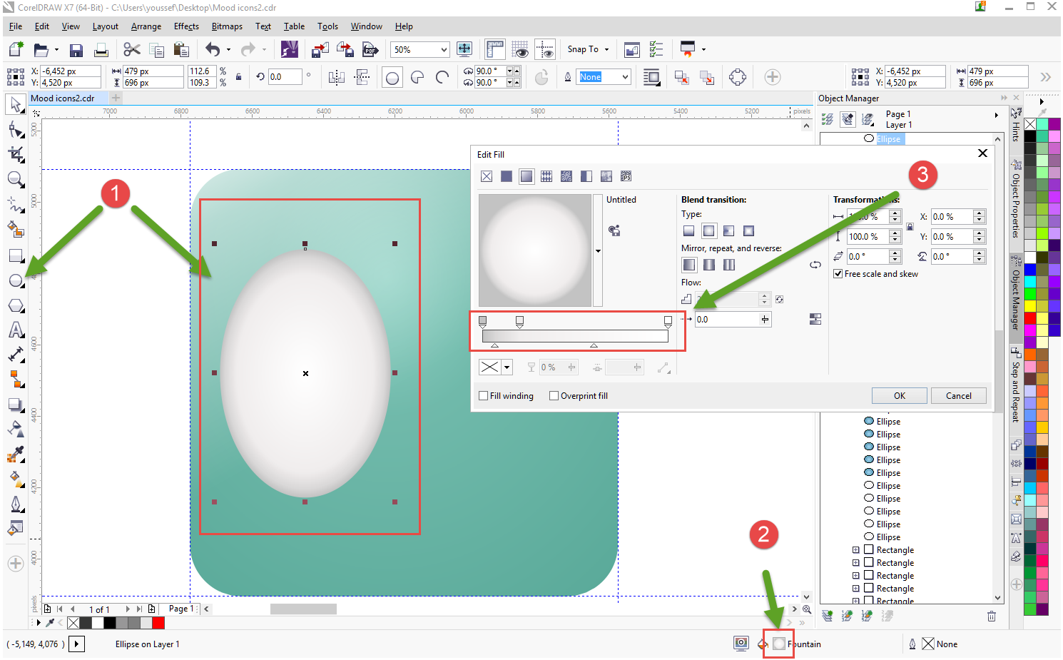 how to create icons tutorial 4