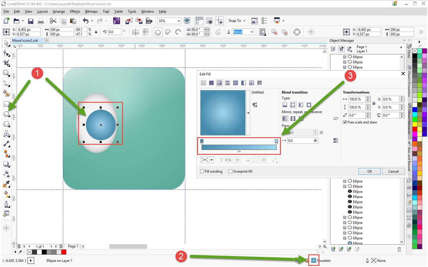 how to create icons tutorial 5