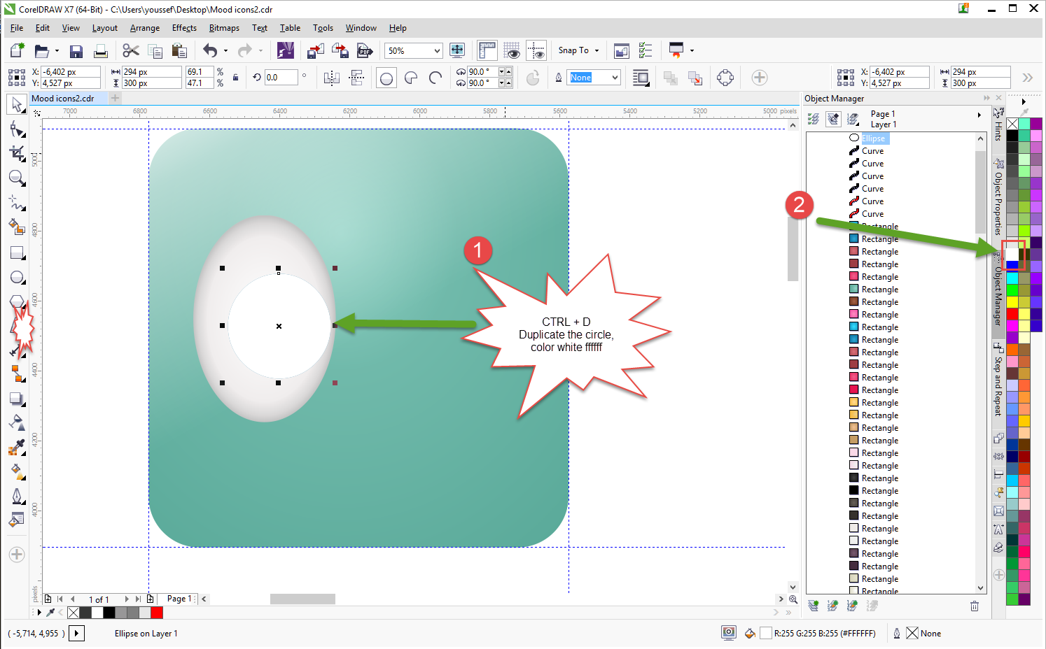 how to create icons tutorial 6