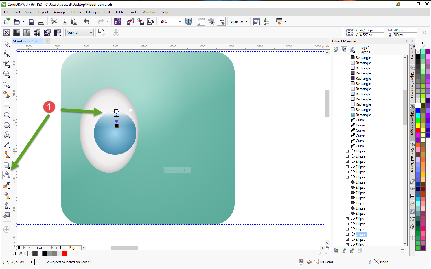 how to create icons tutorial 7